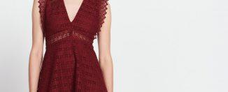 robe-courte-dentelle