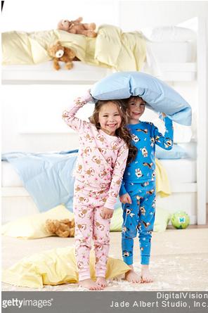 Des pyjamas d'enfants très mignons